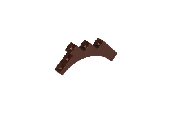 25 Stück Brick-Arch 1 x 5 x 4 reddish brown