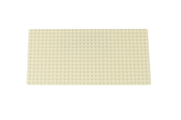Grundplatte 16 x 32 Noppen (weiß)