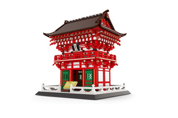 Tor zum Kiyomizu-dera-Tempel in Kyoto