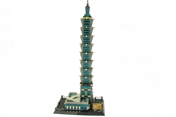 Taipei 101 in Taipeh