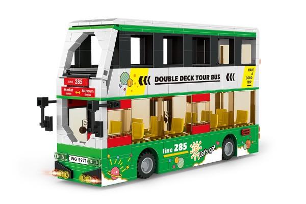 Doppeldecker Tour Bus