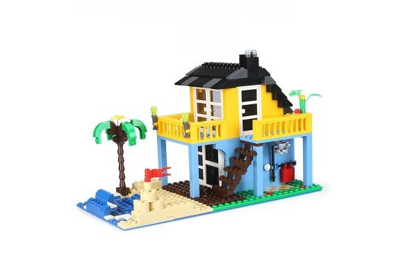 Kleines Ferienhaus am See