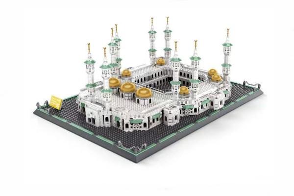 Al-Haram-Moschee in Mekka