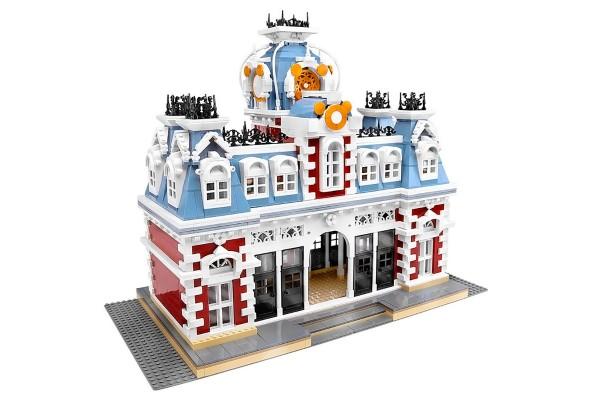 Modular Gebäude King Station of Dreamland 3132 Klemmbausteine