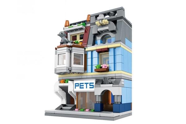 Mini Modular Shop für Tierzubehör