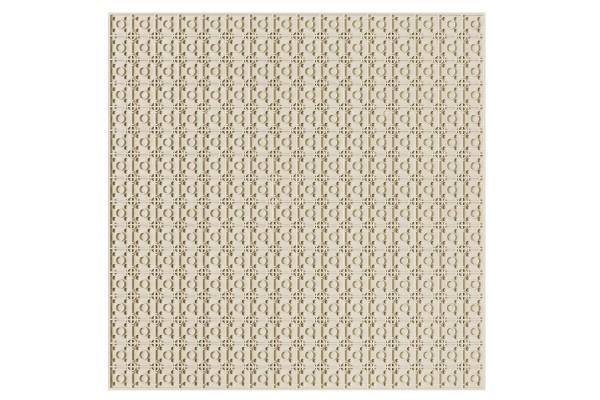 Grundplatte unterbaubar 32 x 32 Noppen (weiß)