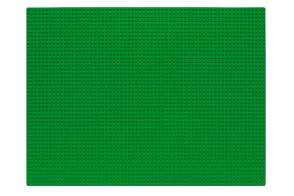 Grundplatte 48 x 64 Noppen (grün)