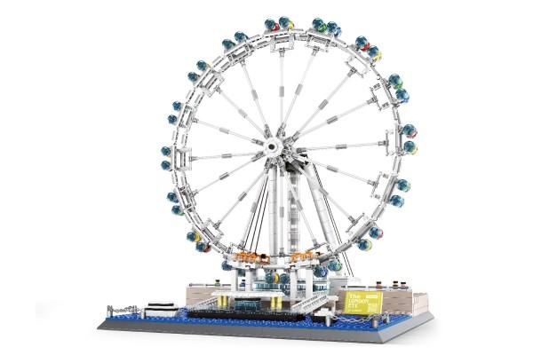 The London Eye - Millennium Wheel