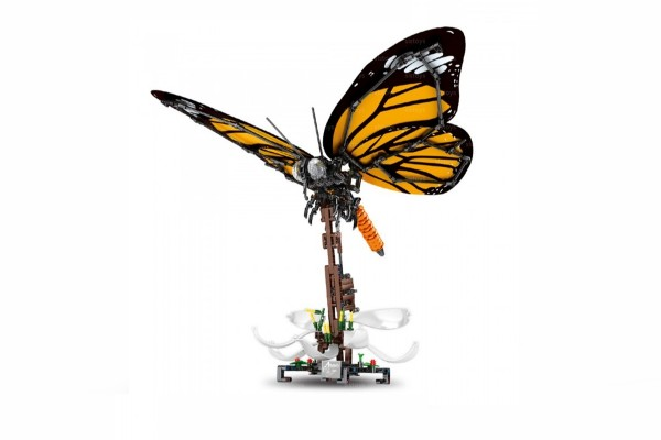 Mechanischer Schmetterling