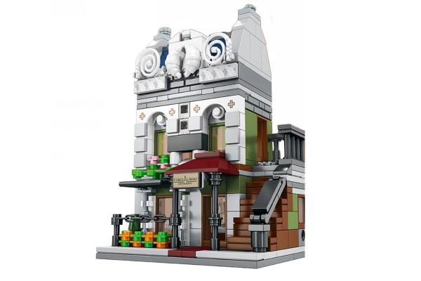 Mini Modular Pariser Restaurant