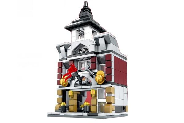 Mini Modular Feuerwehr