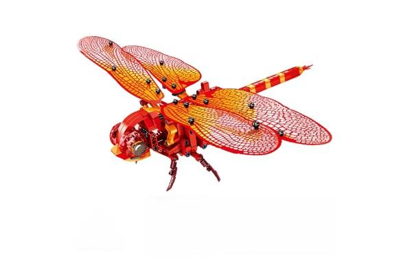 Mechanische Libelle