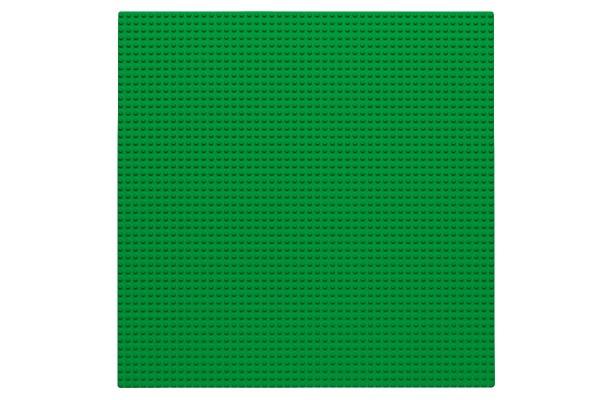 Grundplatte 50 x 50 Noppen (grün)