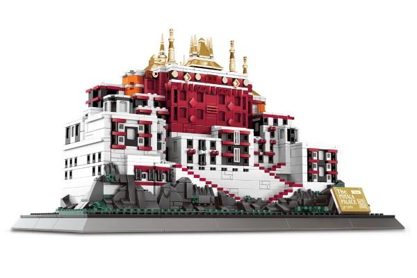 Potala Palast Tibet