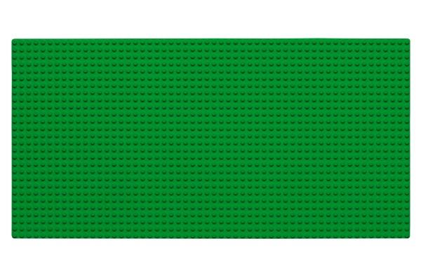 Grundplatte 28 x 56 Noppen (grün)