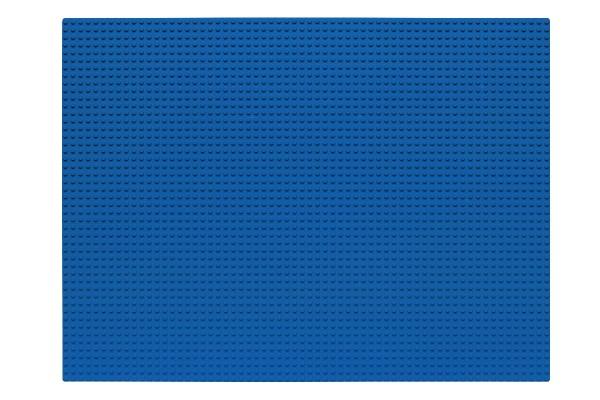 Grundplatte 48 x 64 Noppen (blau)