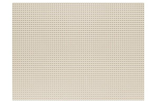 Grundplatte 48 x 64 Noppen (weiß)